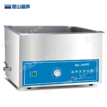 昆山舒美KQ-600台式超声波清洗器