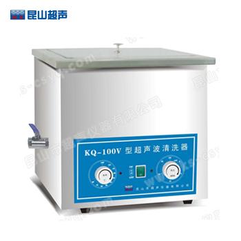 昆山舒美KQ-100V台式超声波清洗器