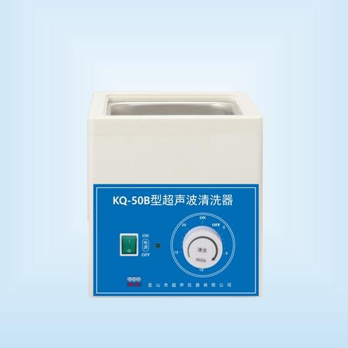昆山舒美KQ-50B台式超声波清洗机
