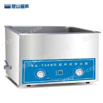 昆山舒美KQ-700B台式超声波清洗器