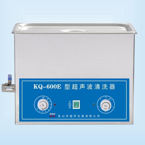 昆山舒美KQ-600E台式超声波清洗机
