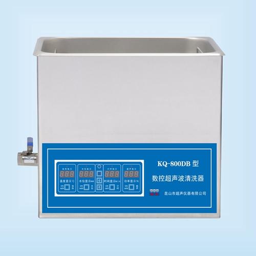 昆山舒美KQ-800DB数控超声波清洗机