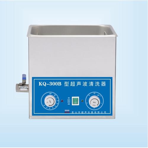 昆山舒美KQ-300B台式超声波清洗器