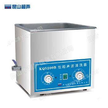 昆山舒美KQ5200B台式超声波清洗器