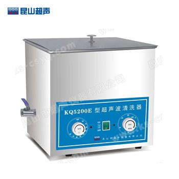 昆山舒美KQ5200E台式超声波清洗器