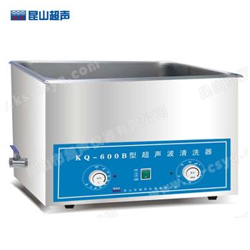 昆山舒美KQ-600B台式超声波清洗器