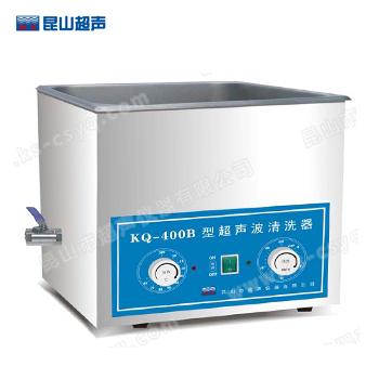 昆山舒美KQ-400B台式超声波清洗器