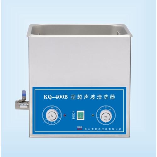昆山舒美KQ-400B台式超声波清洗机