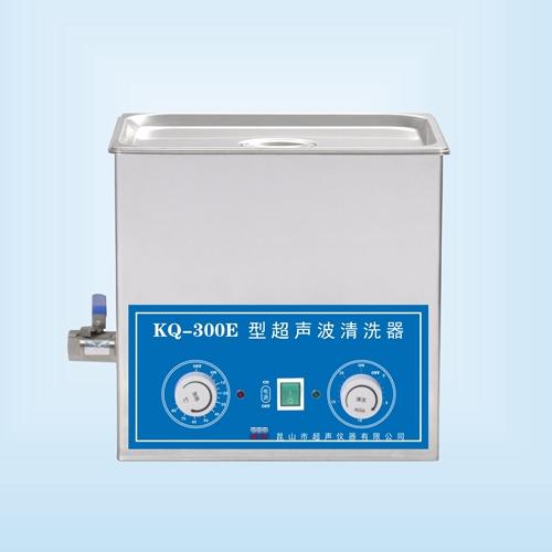昆山舒美KQ-300E台式超声波清洗器
